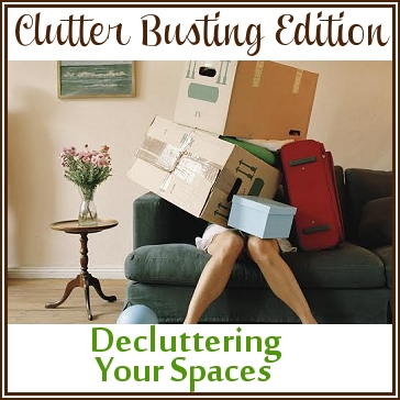 30 Days to Clarity: Clutter Busting Edition